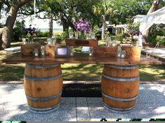 Barrels and door bar