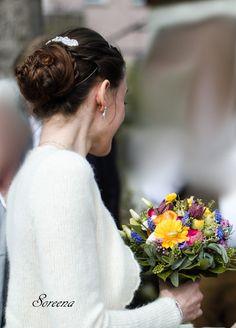Wedding hair by Soreena