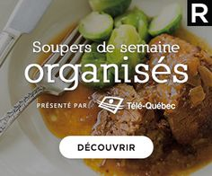 Ricardo Cuisine : Recettes, Idées de Menus, Plan Repas & Vidéos | Ricardo