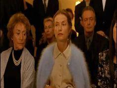 """La Pianiste"" - Annie Girardot, Isabelle Huppert"