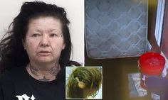 A Michigan woman who kept her adoptive disabled adult sister, Dianna Churchill, locked in a closet was convicted of charges including unlawful imprisonment on Monday. Sisterlocks, Weird Things, Disability, Michigan, Sisters, Woman, Closet, Armoire, Women