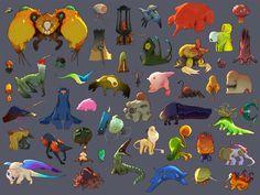 ArtStation - Sketchbook Monsters 8, Chris Kotiesen
