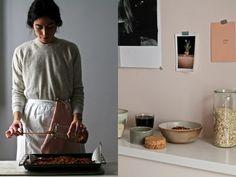 Granola: https://arce-hermanas.squarespace.com/recipesblog/2015/1/25/granola