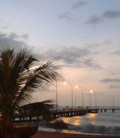 Puerto de Cumarebo. Edo Falcón, Venezuela                              …