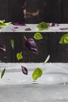 Water - by Arabeschi di Latte http://caesarstone-tomdixon.com