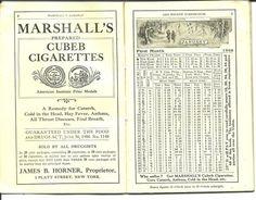 Marshall's Illustrated Almanac