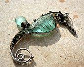 palmerasdesign, seahorse, seaglass