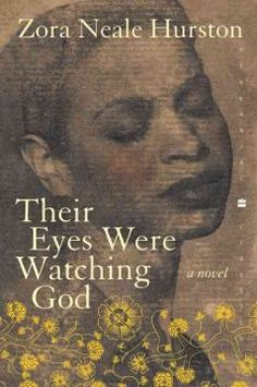Their eyes were watching God by Zora Neale Hurston.  Click the cover image to check out or request the Douglass Branch bestsellers and classics kindle.