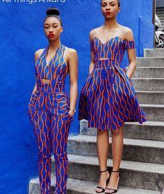 Style Pagne Africain ▷1001+ idées de pagne africain stylé et comment le porter | mode