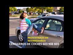 Cerrajeros de Coches SANTA CRUZ DE #TENERIFE 603 908 603 LOCKSMITHS