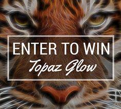 Enter to win a copy of Topaz Glow!