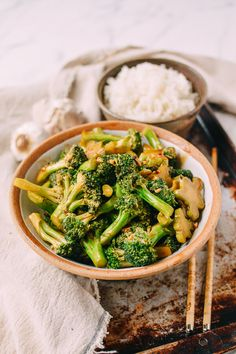 Takeout-style broccoli with garlic sauce is a great dish to have with any meal. Served with some white or brown rice, it's tasty and guilt-free, and it's easier than you'd think to emulate that restaurant flavor! Chinese takeout definitely has its place as a treat, and no one knows more than me that there's nothing …