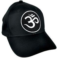 Om Symbol Hat Baseball Cap Hinduism Buddhism Spiritual Clothing