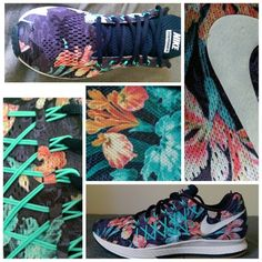 Summer time with summer sneakers #Nike #airzoom #pegasus32 #photosynth #floral #sneaker #sneakerlove #sneakerlover #sneakerpalace #loveshoes #running #shoes #sportystyle #summertime