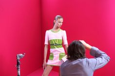 Dress from Fay Women's Spring Summer 2013 collection