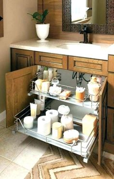 Bathroom remodel, bathroom design, bathroom decor, home decor, interior design. Cabinet Door Styles, Cabinet Ideas, Cabinet Doors, Cabinet Design, Cabinet Hardware, Sweet Home, Sink Organizer, Cabinet Organizers, Base Cabinets