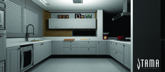 #cozinhaclassica  #cozinha #tama #tamamoveis #projeto #design #interiordesign #marcenaria #curitiba #praticidade #elegancia #kitchen #brazil #designdeinteriores #masisa #brastemp #electrolux