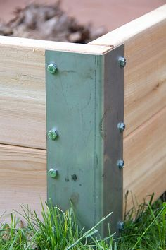 raised bed arbor | Raised Bed Corner Bracket
