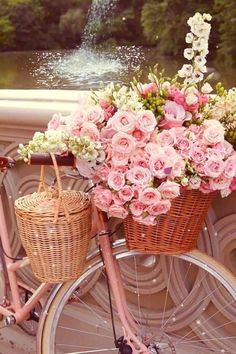 Beautiful Flower Arrangements, Floral Arrangements, Beautiful Flowers, Romantic Flowers, Pink Flowers, Pink Love, Pretty In Pink, Tout Rose, Good Morning Flowers