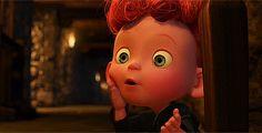 11 reacciones del psicólogo en gifs animados - humor