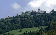 Bildstein, Kirche Unserer Lieben Frau Mariä Heimsuchung (Bregenz) Vorarlberg AUT