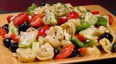 summer tortellini pasta salad | Tags: // Add Comment »