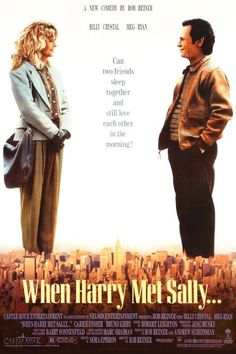 """It's hard to say what was the bigger romance flick this year: """"Say Anything,"""" or """"When Harry Met Sally""""? We went with the latter, just because of that infamous deli scene, and the chemistry between Billy Crystal and Meg Ryan as friends whose relationship is put to the test after sleeping together."""