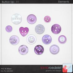 Elements : Button Up 11