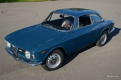 1967 Alfa Romeo GT Junior - 1300