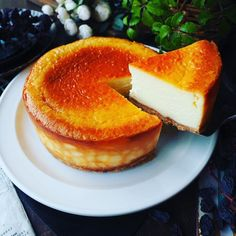 Sweets Recipes, Cooking Recipes, Japanese Bread, Cafe Food, Food Places, Confectionery, Yummy Cakes, Baked Goods, Cheesecake