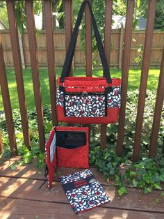 meeting set includes: bag, watchtower/tablet holder, songbook cover option to have name instead song book at no extra charge.. USPS priority shipping within the US only No refunds
