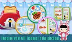 Love life,love yourselves, start with lovely breakfast!  https://play.google.com/store/apps/details?id=com.sencatech.game.livingroom
