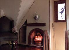 Glencroft dollhouse | Debs Minis Glencroft Dollhouse Fireplace