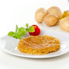 Tortitas de Patatas #dieta #Protéifine   Fáciles de reconstituir y cocinar, estos platos son ideales tanto para comidas como para cenas, acompañados de ensalada verde.   http://www.ysonut.net/P253-details.aspx?Country=ES