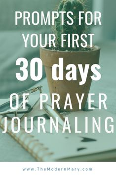 Prompts for your first 30 days of prayer journaling. Bible study printables for prayer journals and prayer notebooks. Bible study guide and topics. Bible study methods, worksheets, and free printables. Bible Study Tips, Scripture Study, Bujo, Journal Prompts, Christian Journaling Prompts, Bible College, Bible Knowledge, Christian Life, Christian Marriage