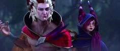 Xayah and Rakan: Wild Magic – New Champion Teaser