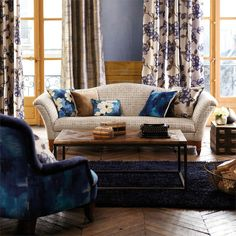 Products | Harlequin - Designer Fabrics and Wallpapers | Sancerre (HBRU130604) | Impasto