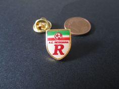 a5 REGGIANA FC club spilla football calcio soccer pins badge italia italy