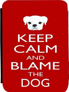 Rikki KnightTM Keep Calm and Blame the Dog - Red Color Kindle® FireTM Notebook Case Black Faux Leather - Unisex (Not for Kindle Fire HD) by Rikki Knight. $48.99. The Kindle® FireTM Notebook Case made out of Black Faux Leather is the perfect accessory to protect your Kindle® FireTM in Style providing the ultimate protection your Kindle® FireTM needs The image is vibrant and professionally printed - The Kindle® FireTM Case is truly the perfect gift for yourself or your love...
