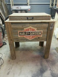 1000 Images About Rustic Coolers On Pinterest