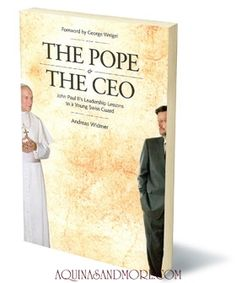 The Pope and the CEO - Great book!