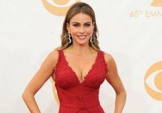 Sofia Vergara, 65th Primetime Emmy Awards 2013
