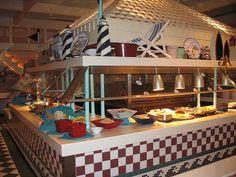 Disney Cape May Cafe