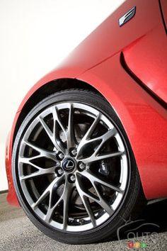 2012 Lexus IS F #WilkieLexus