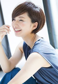 Cute Haircuts, Cute Hairstyles For Short Hair, Girl Short Hair, Short Hair Cuts, Japanese Short Hair, Japanese Hairstyle, Asian Bob Haircut, Short Bob Styles, Hair Doo