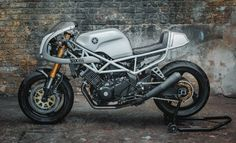 Yamaha TRX850 Cafe Racer 4