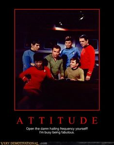 StarTrek: attitude - Uhura has it
