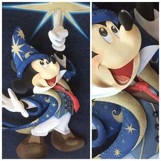 Magic Mickey Mouse paper sculpture by Karin Arruda