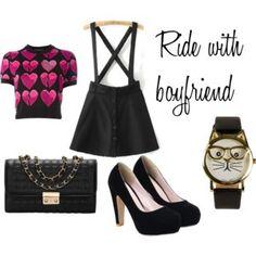 (via Ride with boyfriend)