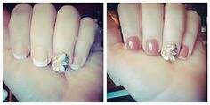 For The Girls- Modge Podge Nails